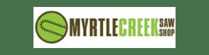 MyrtleCreekSawShop Logo