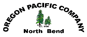 Oregon Pacific Logo